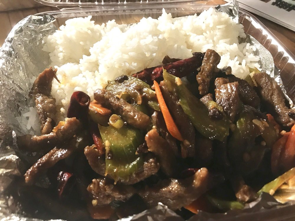 Taste of Mongolia: 8145 SE 82nd Ave, Portland, OR