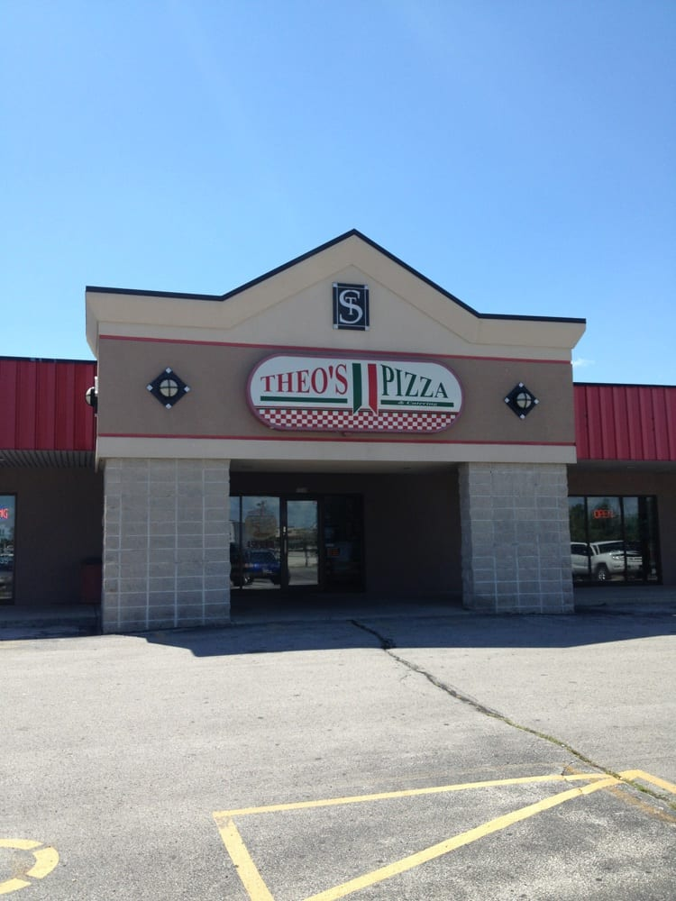 Theo's Pizza: 3329 S Business Dr, Sheboygan, WI