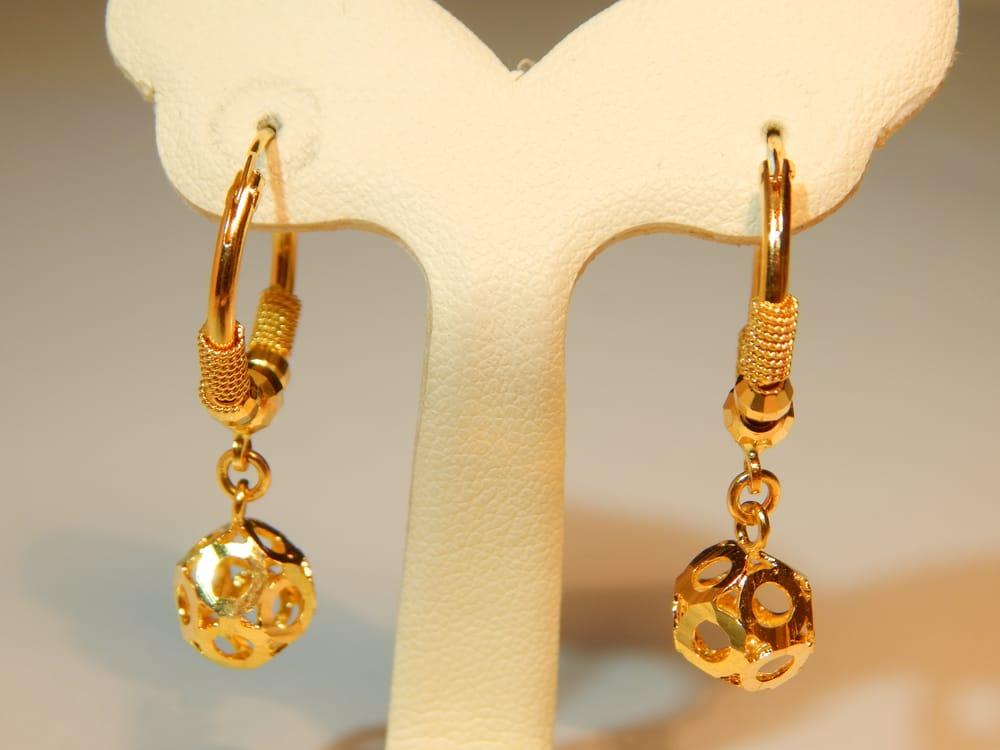 P O Of Middle East Jewelry Everett Wa United States 21 Karat Gold