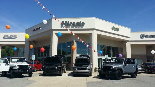 Miracle Chrysler Dodge Jeep Ram 1290 Nashville Pike Gallatin, TN Auto  Dealers   MapQuest