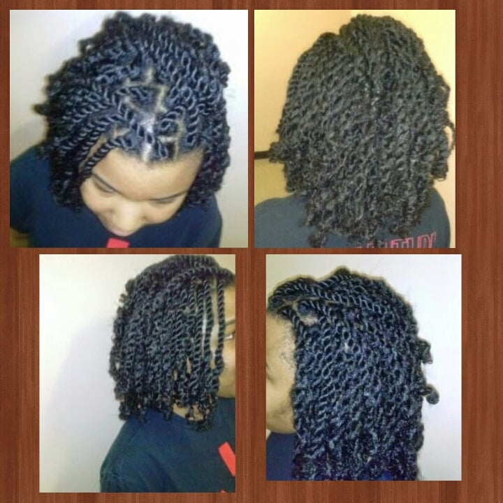 Crochet Braids Two Strand Twist Yelp