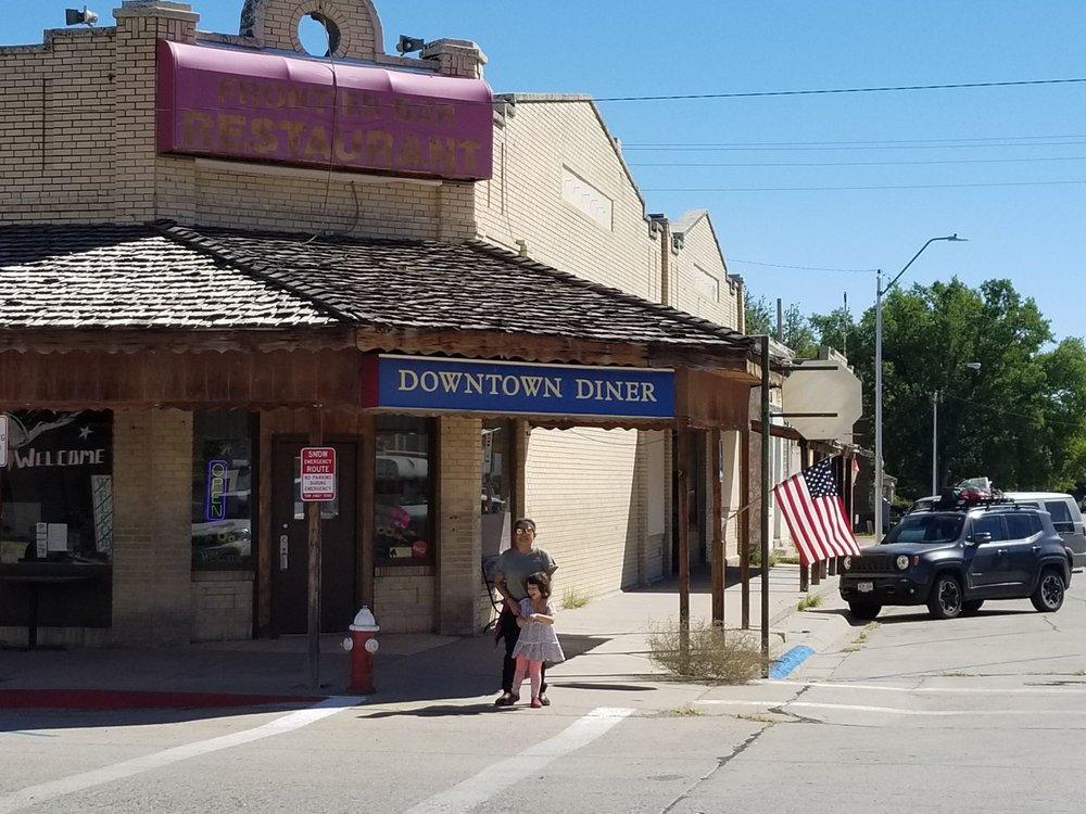 Frontier Restaurant & Bar: 342 2nd St, Crawford, NE