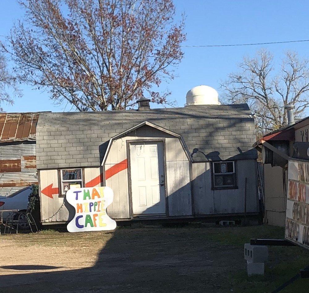 That Hippie Cafe: 208 Williams St, Marlin, TX