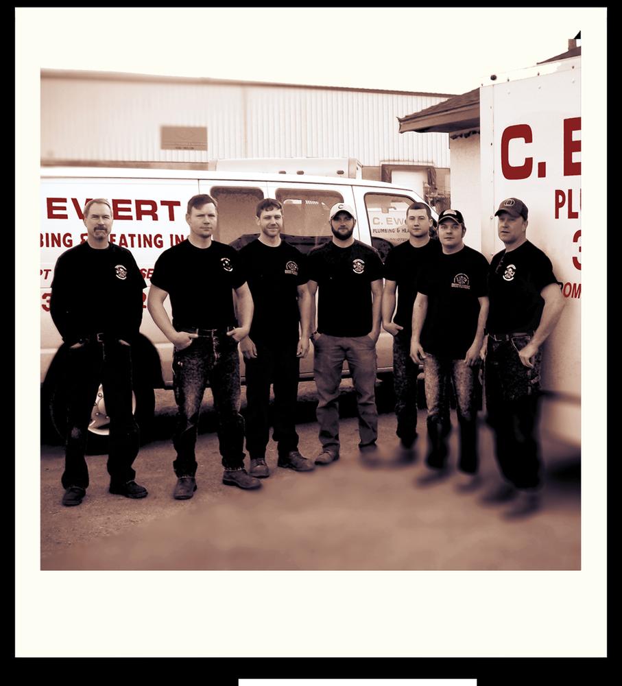 Ewert Plumbing & Heating: 1316 W 4th St, Davenport, IA