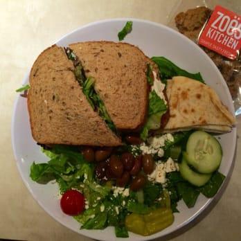 Zoes Kitchen Chicken Salad Sandwich zoës kitchen - 40 photos & 64 reviews - mediterranean - 6025 royal