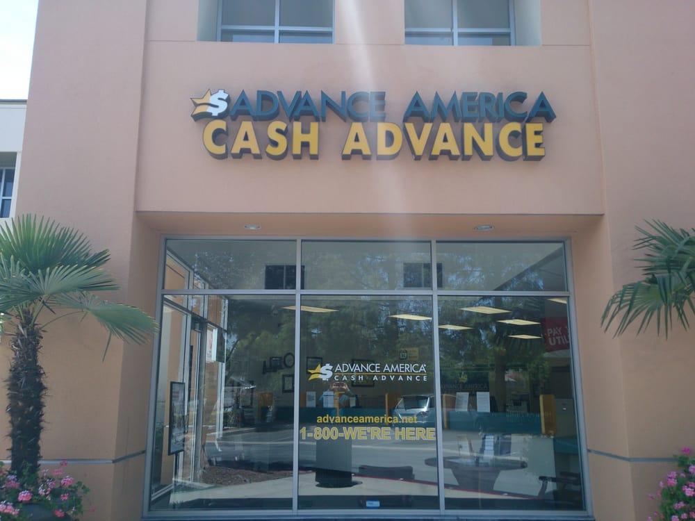 Advance America Cash Advance: 2011 Camden Ave, San Jose, CA