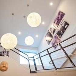 Photo Of The Bar Method Ridgewood Nj United States Stairway To Upper