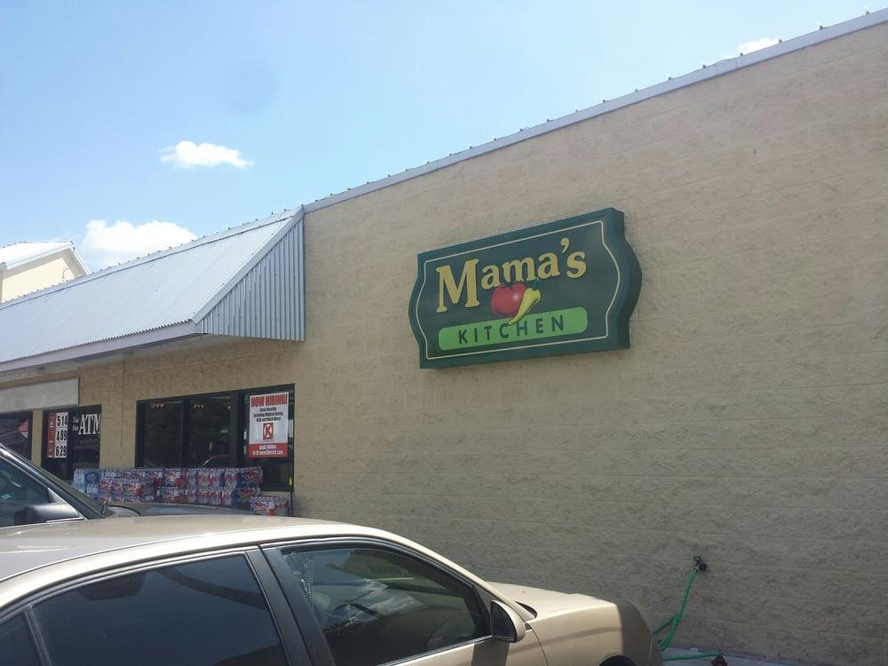 Mama's Kitchen: 103 W 5th St, Shiner, TX