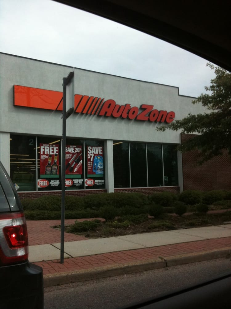 AutoZone Auto Parts: 2 Carleton Ave, Central Islip, NY
