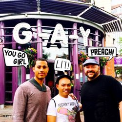 Is jackie warner gay