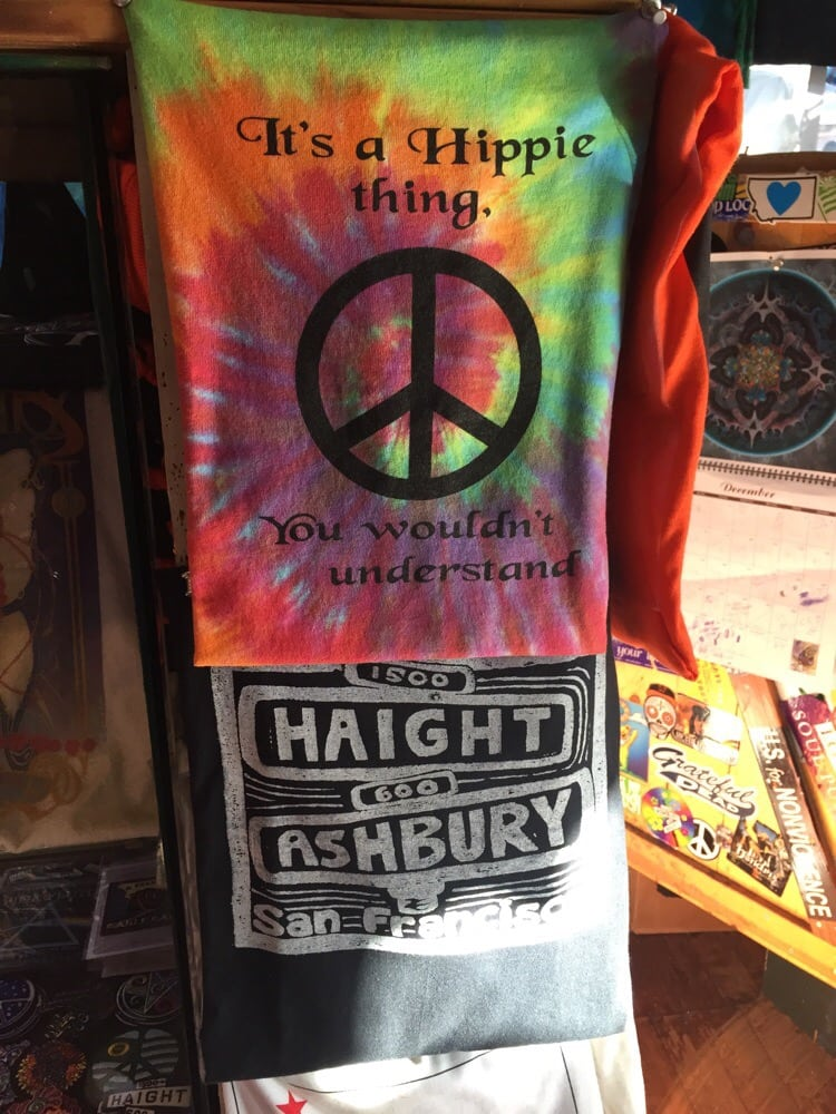 Haight Ashbury T-Shirts