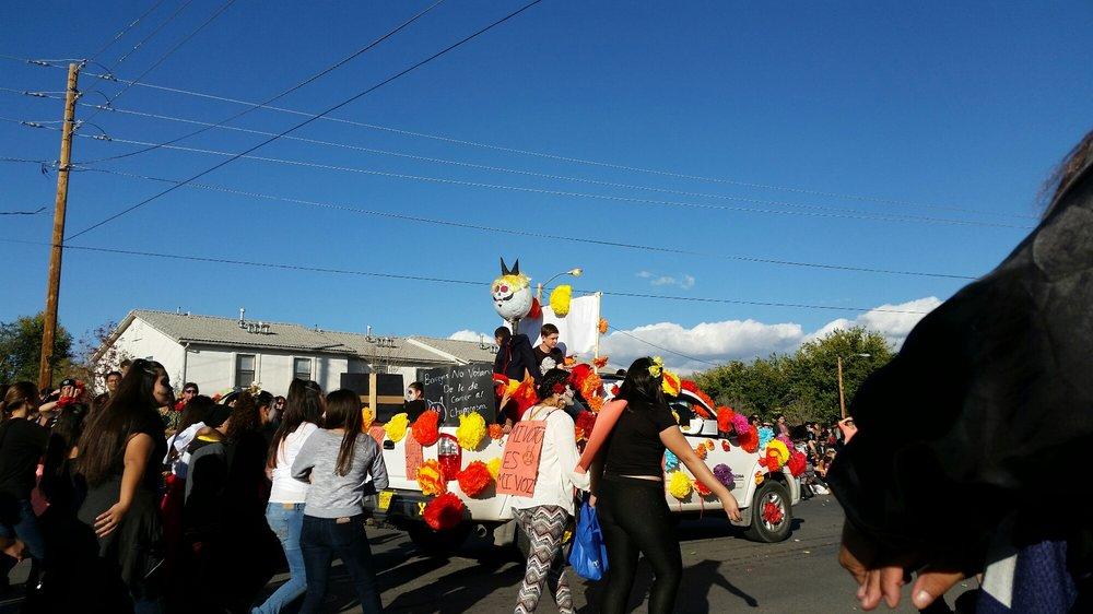 Marigold Parade