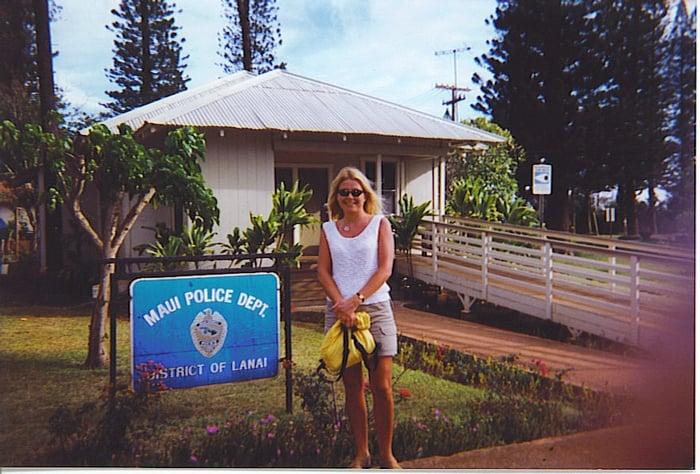 Police Station: 855 Fraser Ave, Lanai City, HI