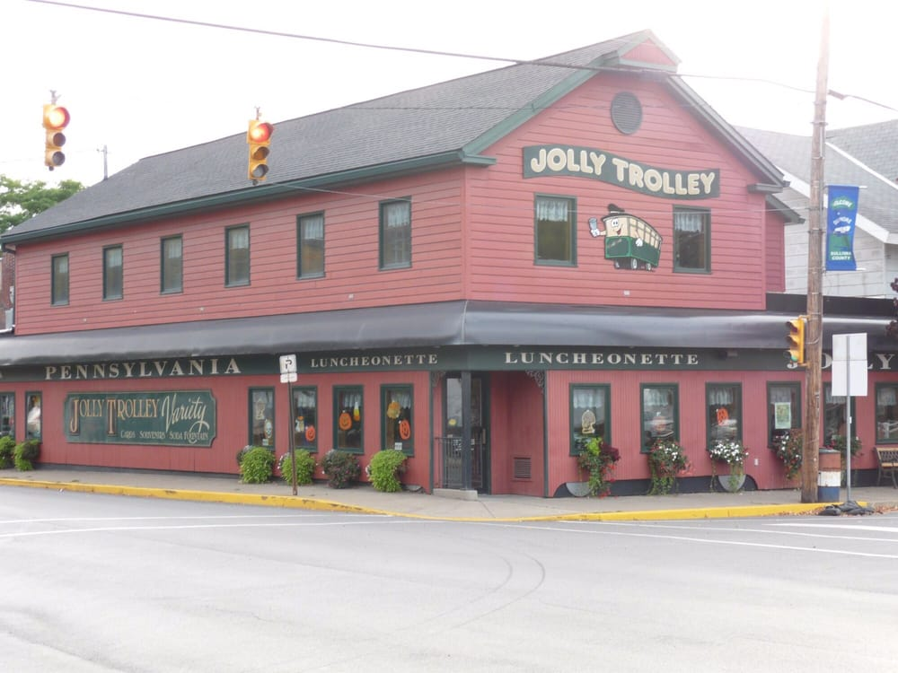 Photo of Jolly Trolley: Dushore, PA
