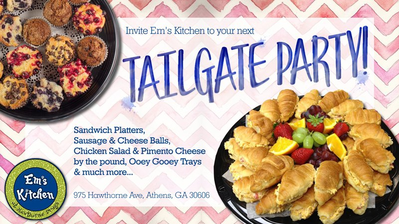 Em's Kitchen: 975 Hawthorne Ave, Athens, GA