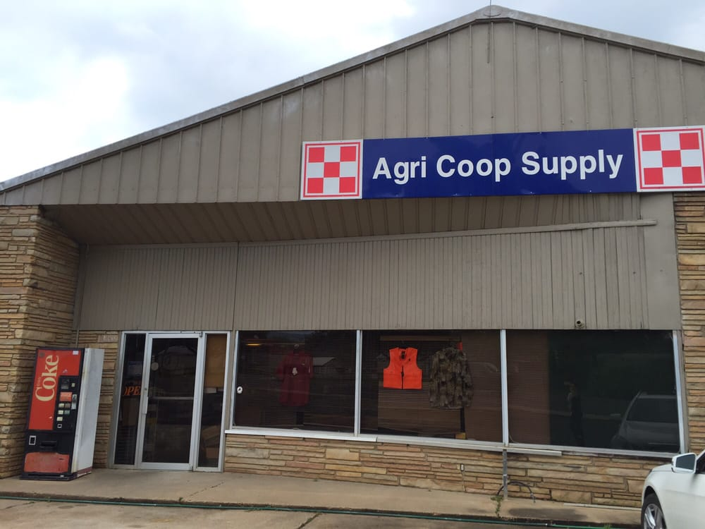 Agri Co-op Supply: 314 S Fourche Ave, Perryville, AR
