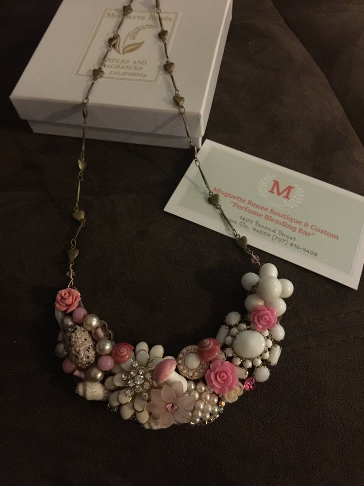 Muguette Renee Boutique: 1409 2nd St, Napa, CA