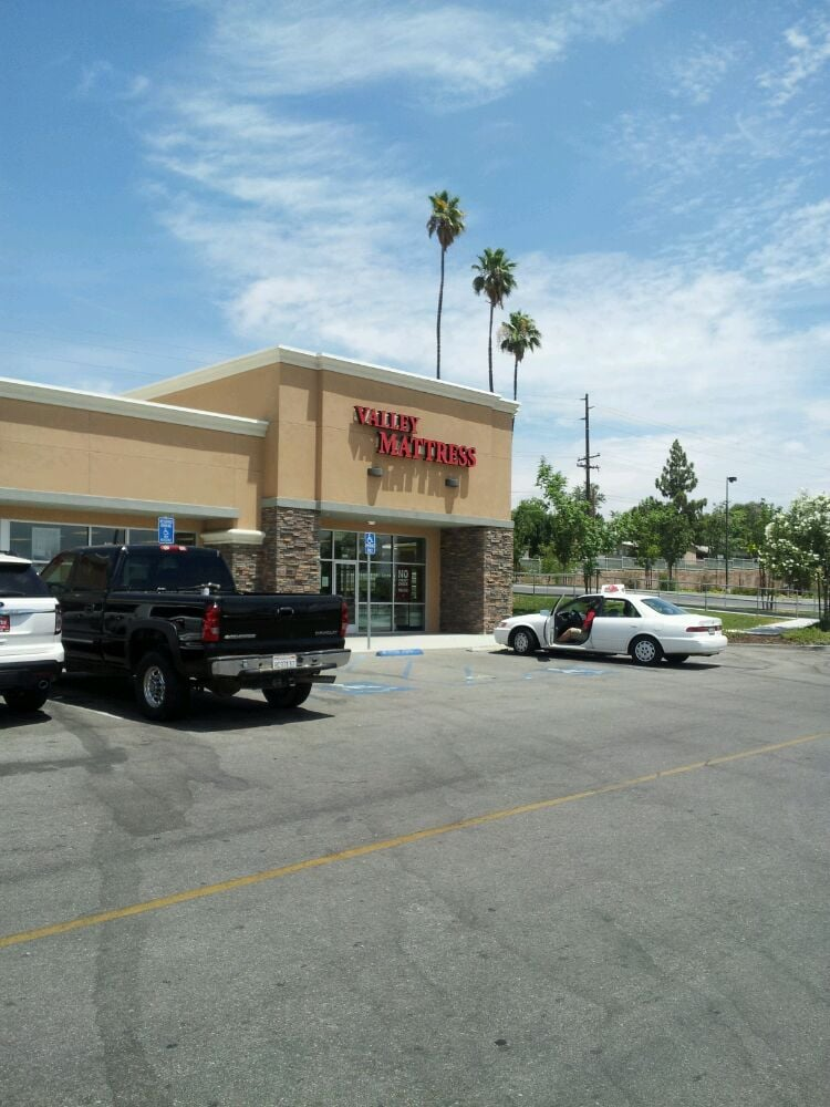 Valley Mattress Plus Furniture Stores 1525 Columbus St Bakersfield Ca United States