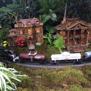 Photo Of New York Botanical Garden Holiday Train Show   Bronx, NY, United  States