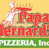 Papa Bernard's Pizzeria: 801 N Route 100, Bechtelsville, PA