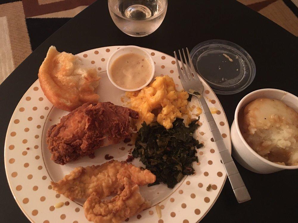 Heaven Sent Fried Chicken: 615 112th St SE, Everett, WA