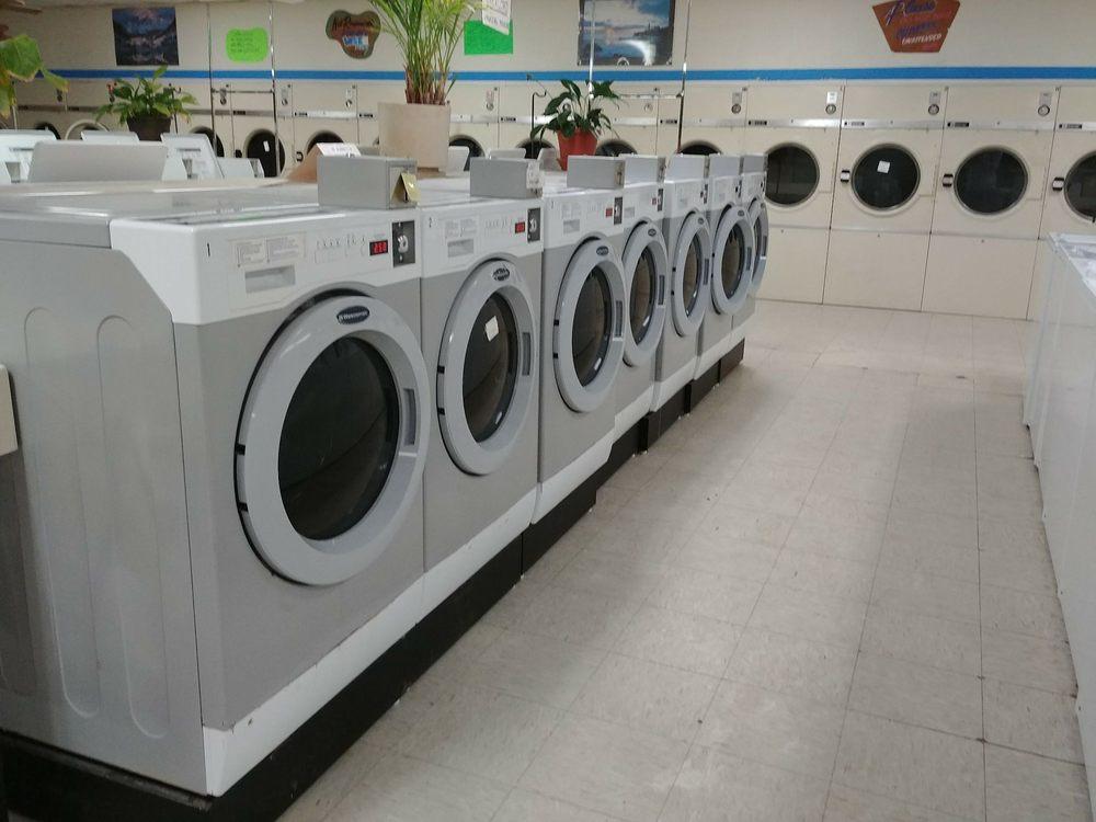 K C Coin Laundry: 810 N Gray St, Killeen, TX