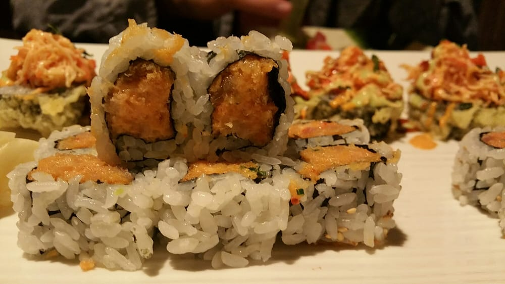 Sakura Sushi & Steakhouse: 1226 Riverside Blvd, Norfolk, NE