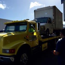 Tow truck ewa beach