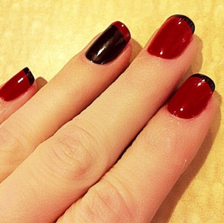 Valentine\'s Day nails done by Nancy - Yelp