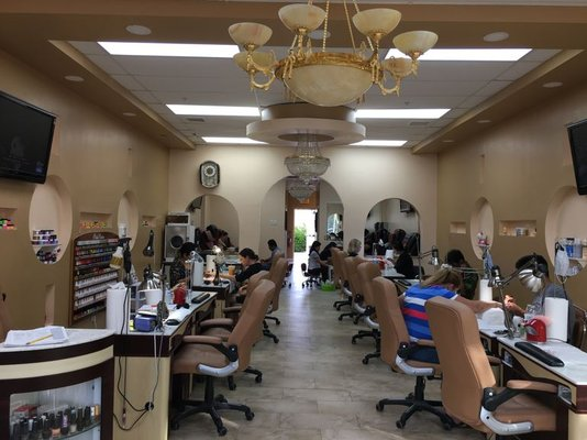 LT Nails & Spa - Nail Salons - 9330 6 Mile Cypress Pkwy, Fort ...