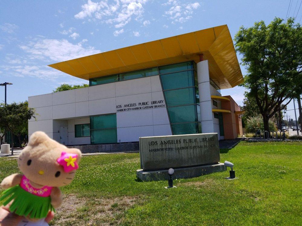 Los Angeles Public Library   Sylmar Branch   Libraries