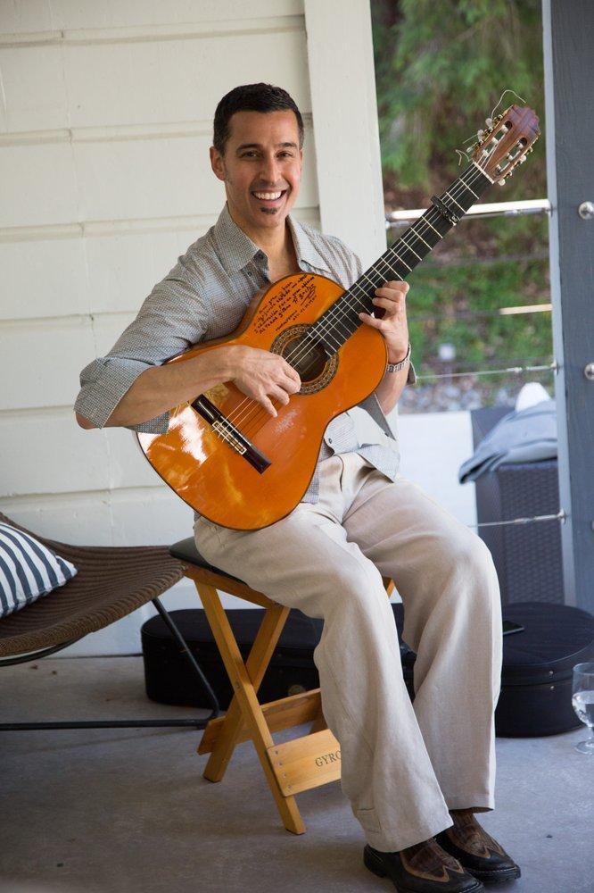 García Flamenco Guitar: San Francisco, CA