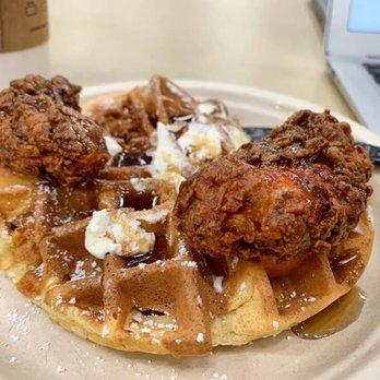 Pjs Waffle Delight 70 Photos 20 Reviews Food Trucks Bay