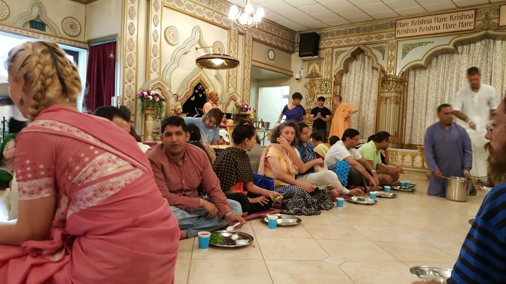 The Hare Krishna Temple: 1030 Grand Ave, Pacific Beach, CA