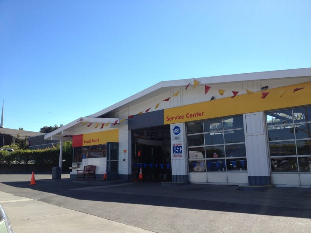 Roosevelt Shell Service Station - Gas Stations - 2108 ...