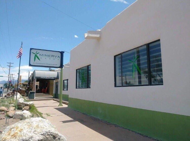 Minerva: 1710 Cerrillos Rd, Santa Fe, NM