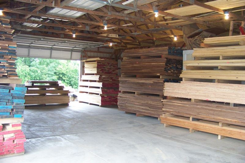Bagdad Lumber Sawmill & Kiln: 2932 Christianburg Rd, Bagdad, KY