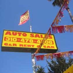 G R Rental Car Culver City