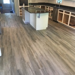 Photo Of Floor Works New England   Lawrence, MA, United States. Kitchen Tile