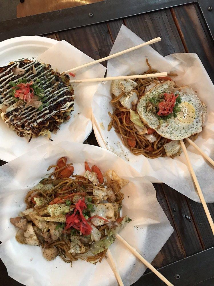 Shibumis Okonomiyaki Yakisoba: 310 SW Industrial Way, Bend, OR