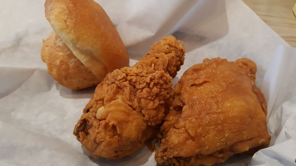 Ezell's Famous Chicken: 3925 196th St SW, Lynnwood, WA