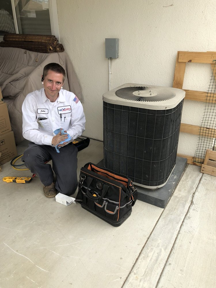 hvac tips for renters - schedule an hvac tuneup