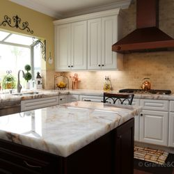 Photo of Granite u0026 Cabinet Depot - Ontario CA United States ... & Granite u0026 Cabinet Depot - 115 Photos u0026 35 Reviews - Contractors ...