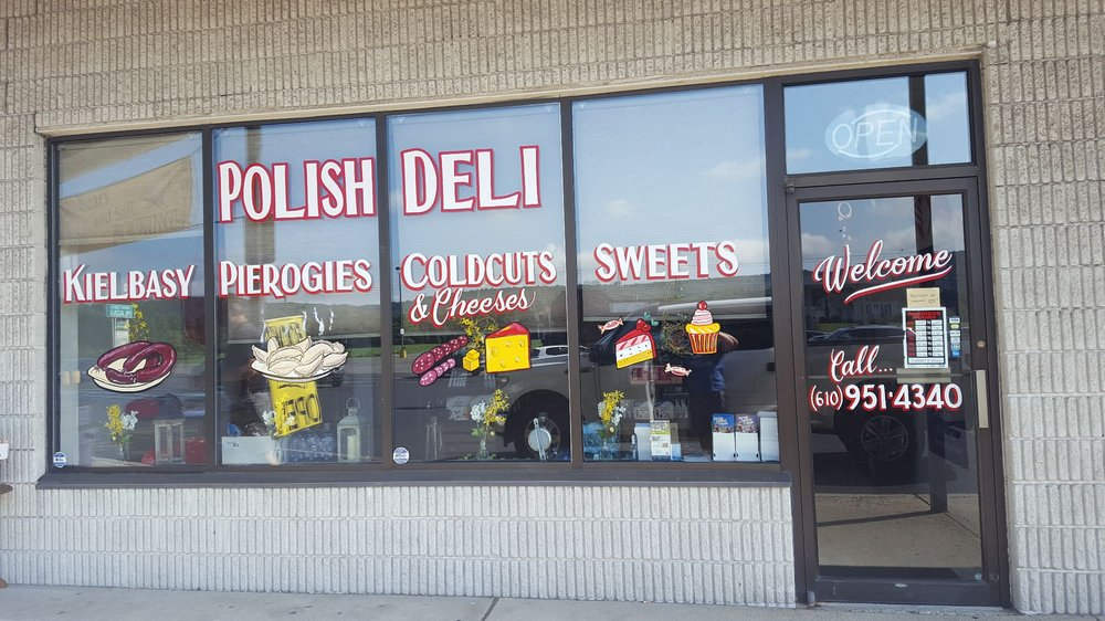 Polish Delight: 1421 US-209, Gilbert, PA