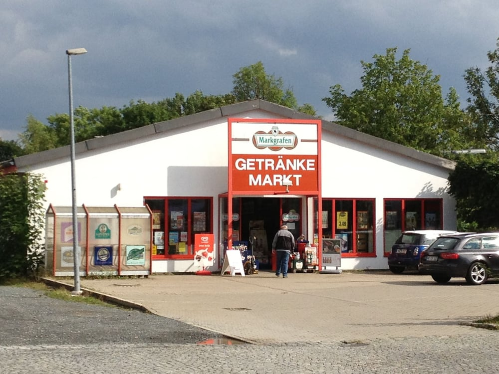 Markgrafen Getränke - Vertrieb - Beverage Store - Bahnhofstr. 12 ...