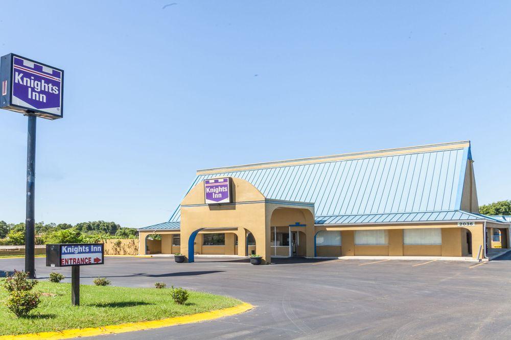 Knights Inn Murfreesboro: 2036 S Church St, Murfreesboro, TN