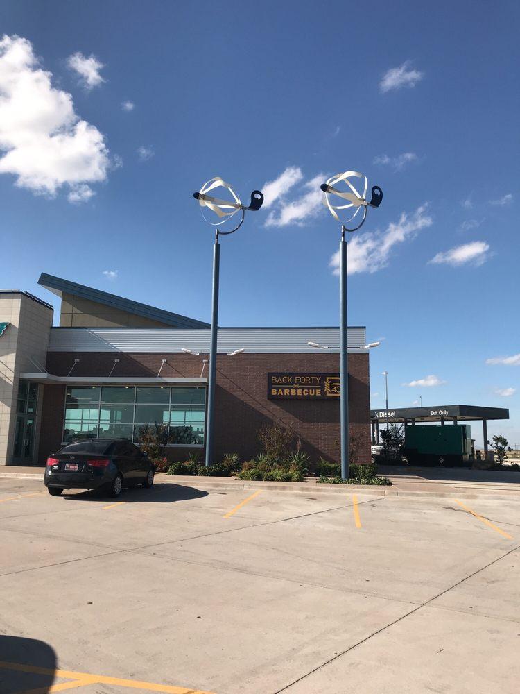 Oklahoma Turnpike Authority: Walters, OK