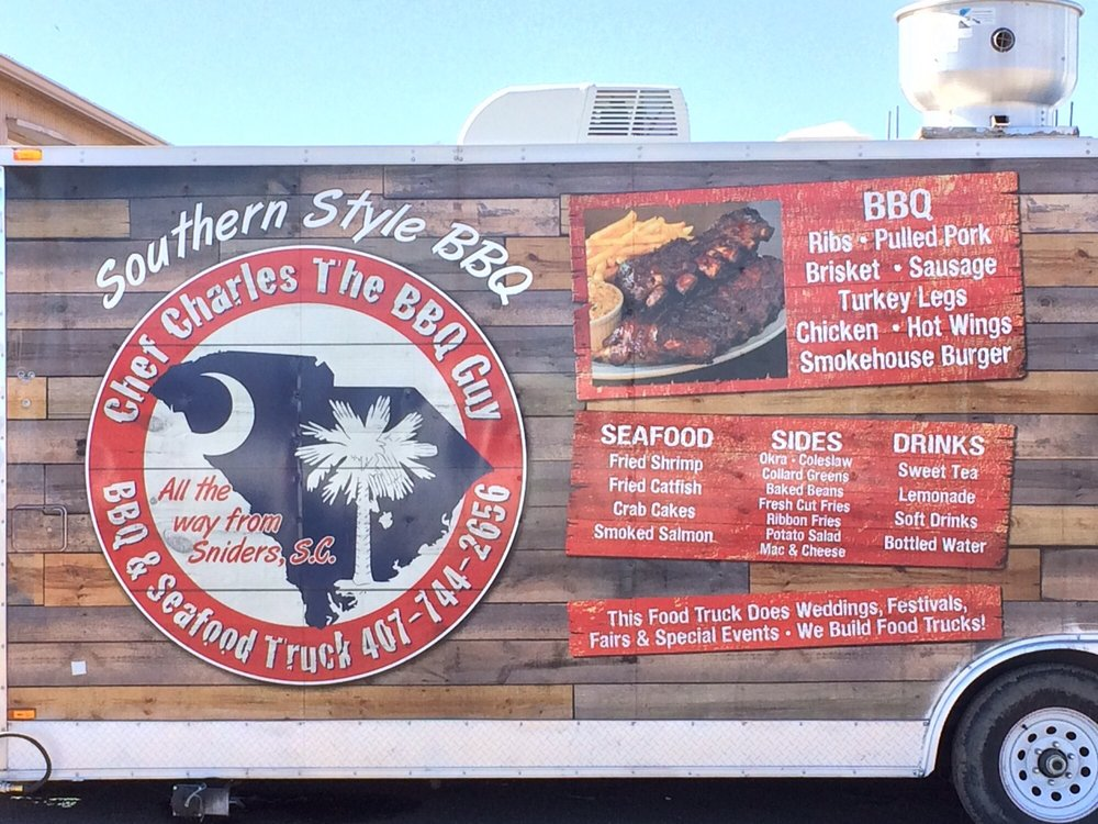 Chef Charles BBQ & Seafood: Monte Vista, CO