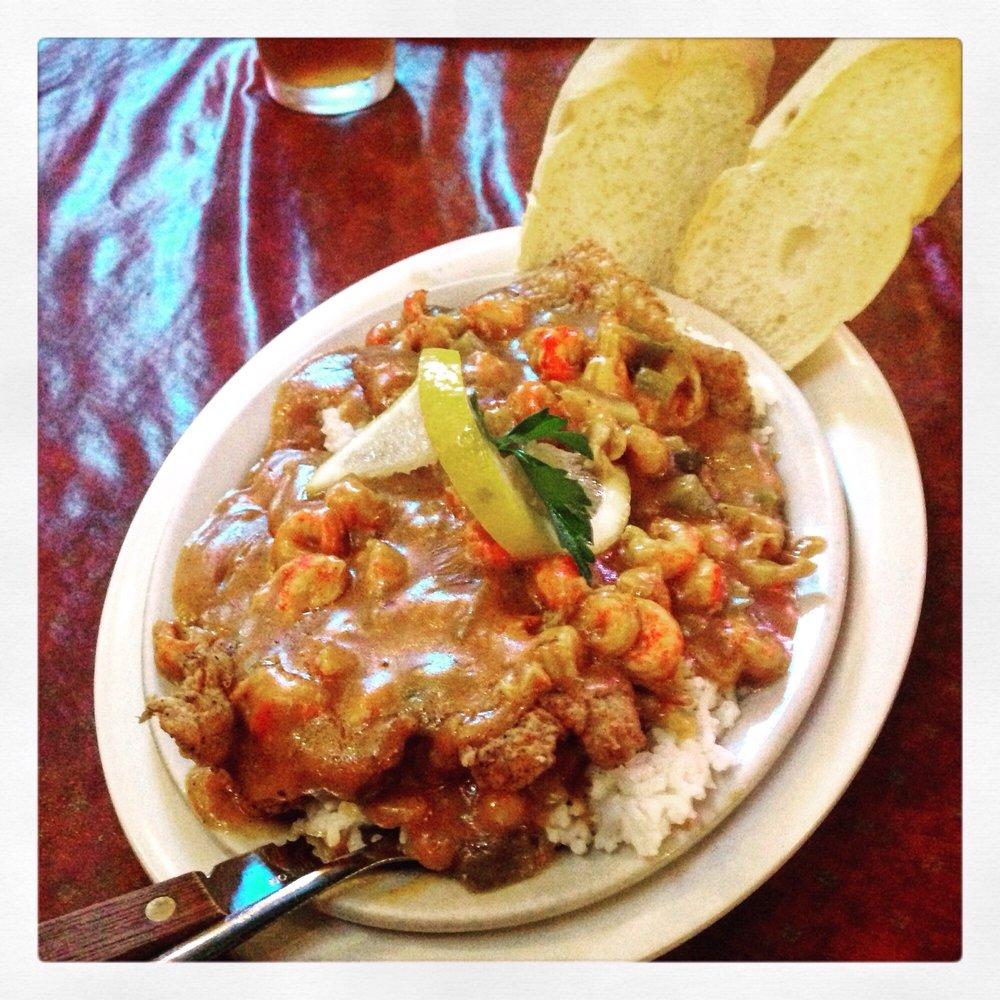 Cajun Cafe On the Bayou
