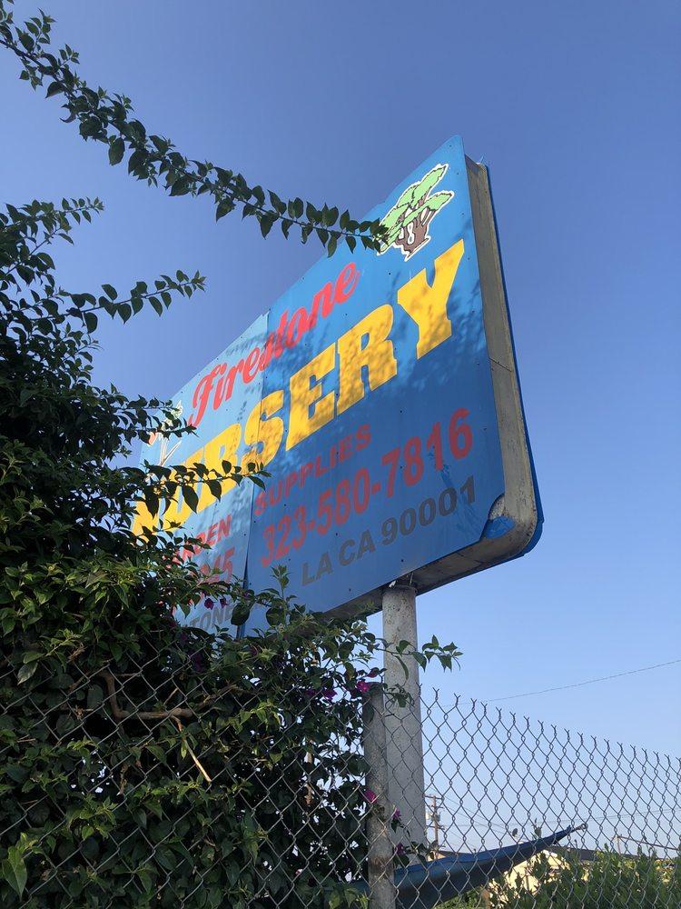 Firestone Nursery: 1990 Firestone Blvd, Los Angeles, CA